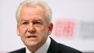Weselsky kündigt Streik für nächste Woche an