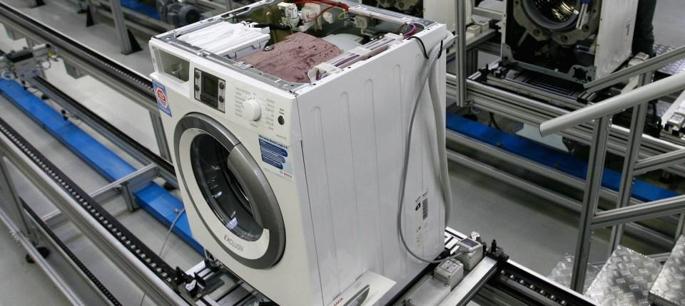 Hausgerate Von Siemens Bleibt Nur Das Logo Wirtschaft Faz