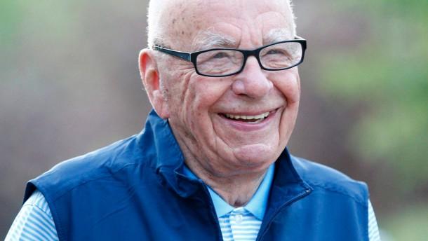 Murdoch greift nach Time Warner
