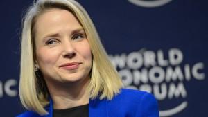 Der Yahoo-Chefin winken 55 Millionen