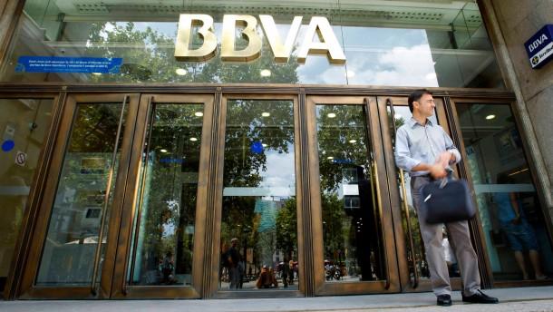 Beide spanische Großbanken erzielen Milliardengewinn