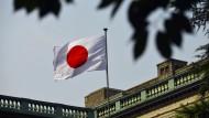 Die Äußerungen eines Führungsmitglieds der japanischen Zentralbank hatten für Unmut gesorgt.