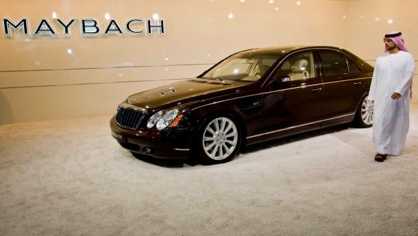 Daimler opfert die Marke Maybach