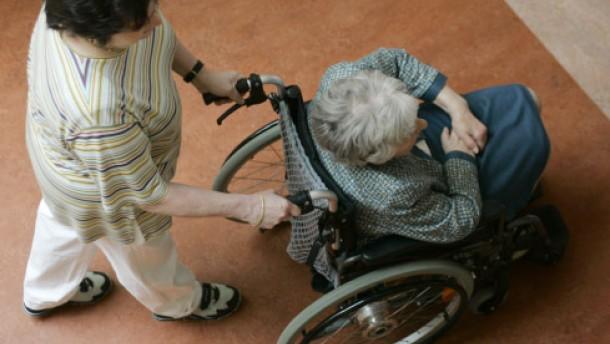 Die Pflege wird viel, viel teurer