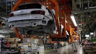 Auf den Audi Q5 müssen Kunden besonders lange warten.