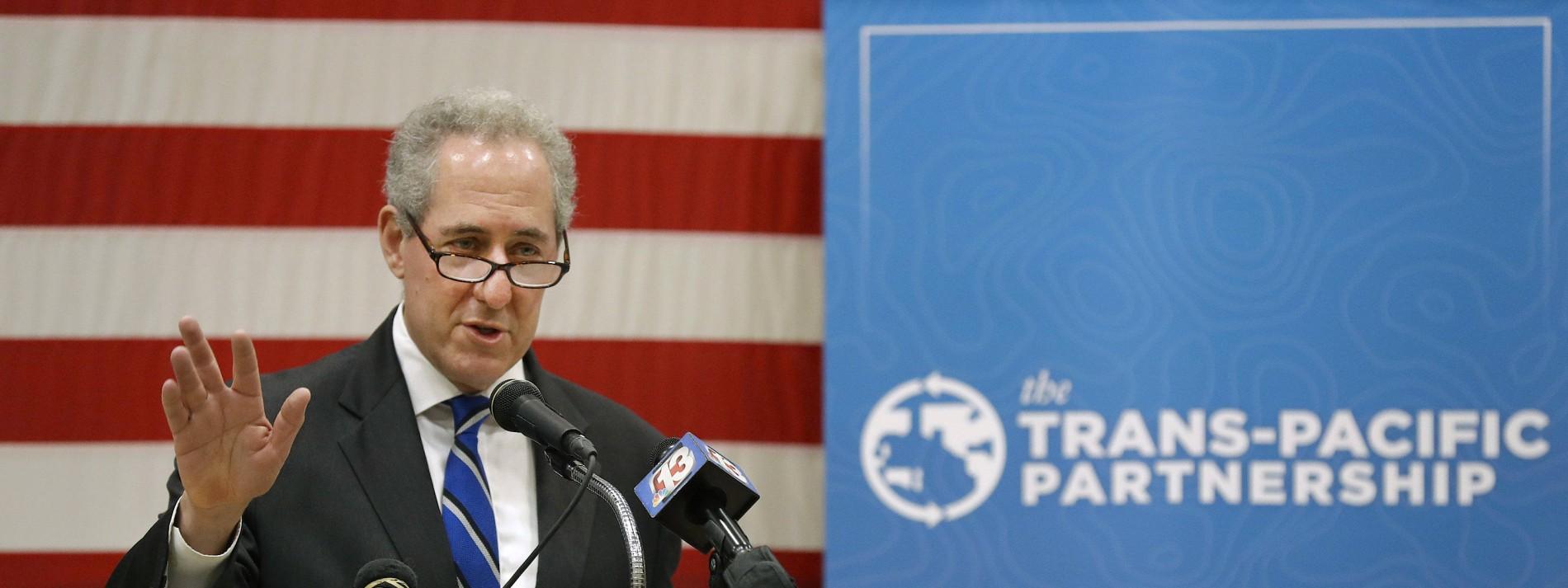 Amerika glaubt an Durchbruch bei TTIP