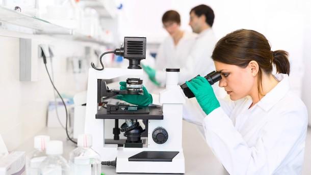 Biotechunternehmen Curevac erforscht Corona-Impfung
