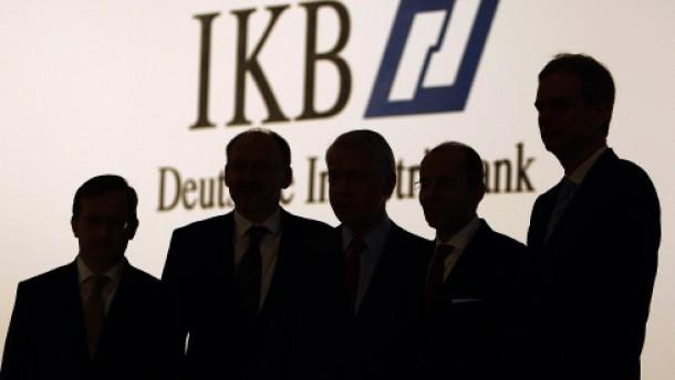 Gericht urteilt über Finanzspritze für IKB
