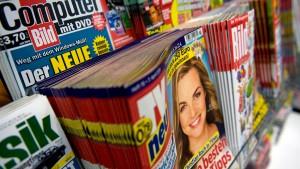 Verlage sparen Millionen im Pressevertrieb