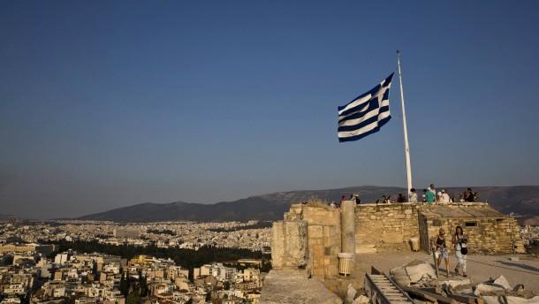 Athen und Geldgeber einigen sich auf Kompromiss in der Rentenreform