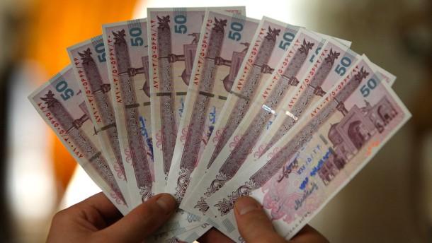Iran will Bargeld abschaffen