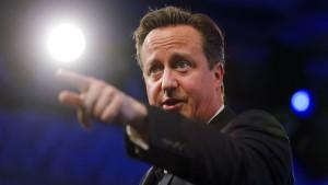 Briten wollen Osteuropäern die Sozialleistungen kürzen