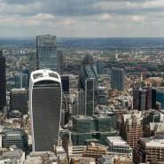 London ist einer der wichtigsten Finanzplätze der Welt.