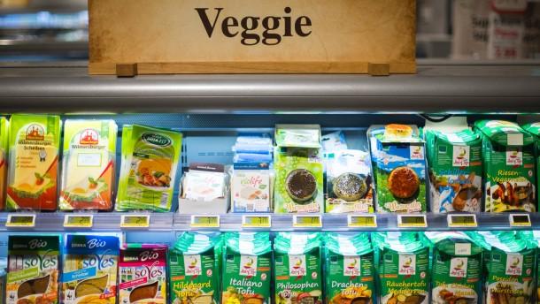 Der neue Boom der vegetarischen Schnitzel