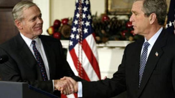 Bush ernennt neuen SEC-Chef