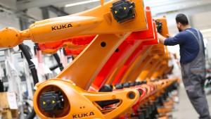 Kuka startet mit mehr Gewinn ins Jahr