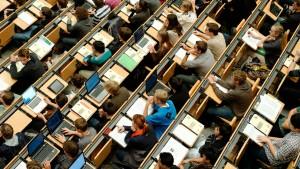 Hochschulen klagen über Wegfall der Gebühren
