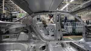 Die Produktionsausfälle weiten sich aus