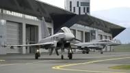 Österreich mustert den Eurofighter aus