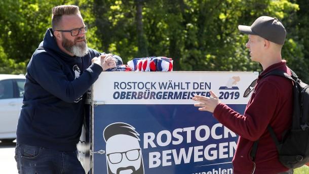 Dieser dänische Möbelunternehmer könnte Rostocks OB werden