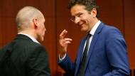 Eurogruppen-Chef warnt vor Referendum in Griechenland