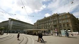 Trump trifft Schweizer Banken