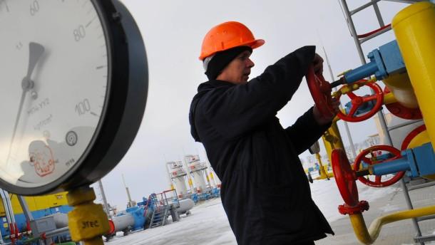 Russischer Gaslieferstopp bedroht EU