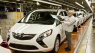 Diesel-Variante im Gerede: Opel Zafira
