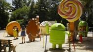 Google benennt seine Android-Betriebssysteme traditionell nach Süßigkeiten.