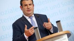 Heil prüft, Beamte in die Rentenversicherung zu integrieren