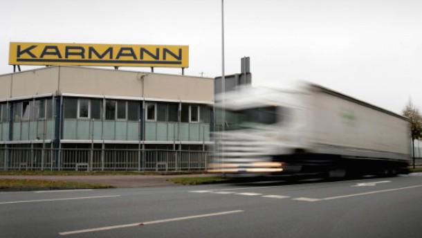 Manager wollen Karmann kaufen