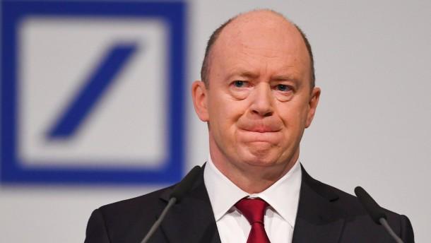 Deutsche Bank will keine Staatshilfe