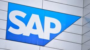 SAP fährt sattes Plus ein