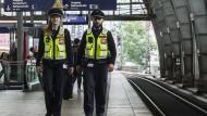 Bahn will Hunderte Sicherheitskräfte neu einstellen