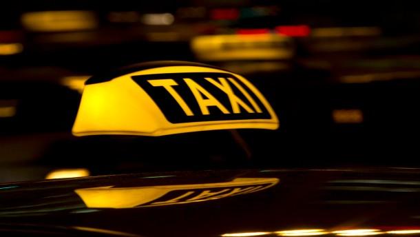 Der Kampf um die Taxis