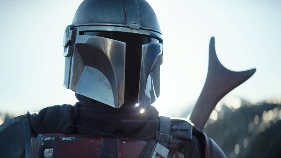 """Setzt auf Star Wars: Mittlerweile gibt es die zweite Staffel von """"The Mandalorian"""" auf Disney+."""
