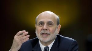 Warum Ben Bernanke Probleme mit seinem Hauskredit hat