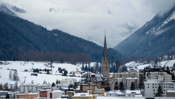Die Ungleichgewichte von Davos