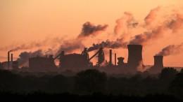 Britische Fabriken könnten wegen hoher Gaspreise schließen