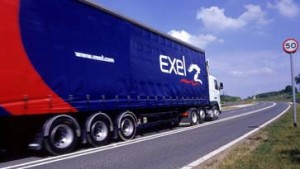 Post wird weltgrößter Logistikkonzern