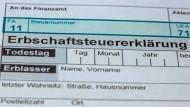 Wirtschaft kritisiert Schäubles Pläne zur Erbschaftsteuer