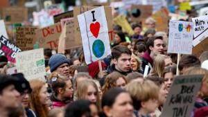Gretas Protest überfordert uns
