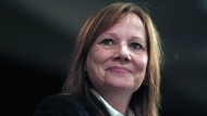 GM-Chefin Mary Barra