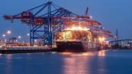 Deutsche Exporte nach Russland brechen ein