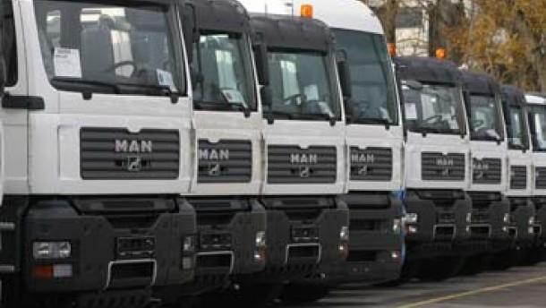 Übernahmekampf zwischen MAN und Scania geht weiter