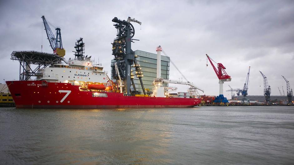 Umschlagplatz Rotterdamer Hafen: Der Außenhandel hat sich zuletzt stabilisiert.