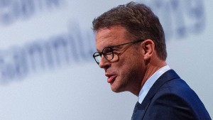 Deutsche Bank-Chef an Einreise nach China gehindert