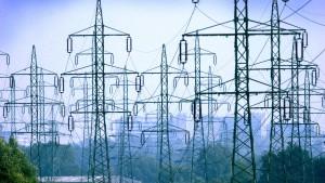 Stromexport auf Rekordhoch