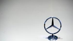 Umwelthilfe stellt Mercedes an den Pranger