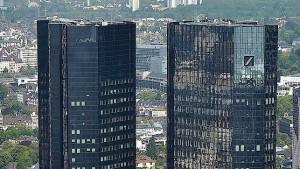 Deutsche Bank baut Chinas Neue Seidenstraße mit